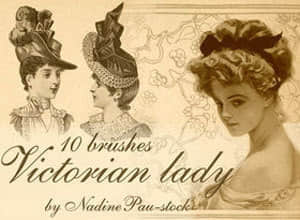 Victorian_ledy_by_NadinePau_stock