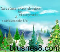 Christmas_tree_brushes_by_teddybearcholla