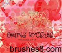 Hearts_Brushes_by_Coby17