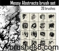Messy_Abstracts_Brush_Set_by_noelevz