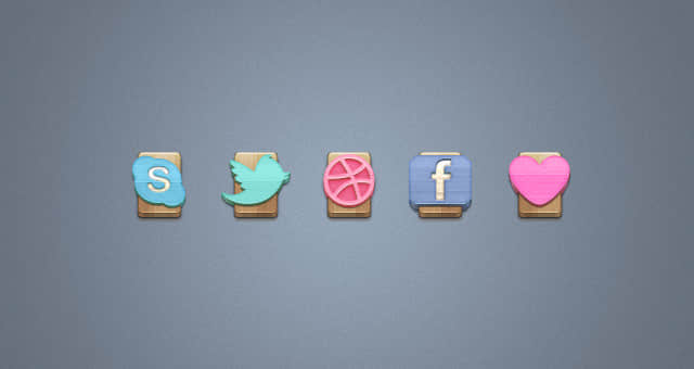 001-social-icons-wood-64x64px-3d-png