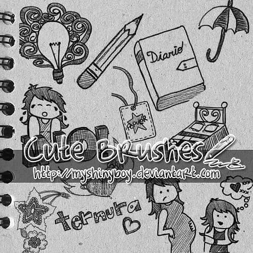 CuteBrushes7