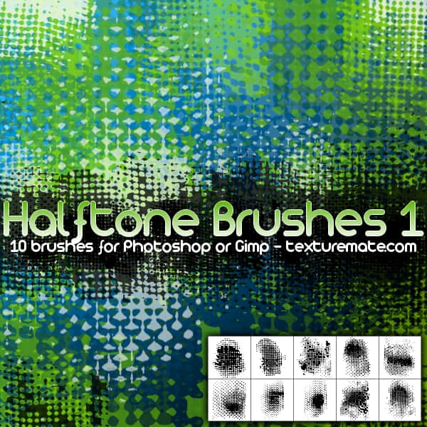 HalftoneBrushes01