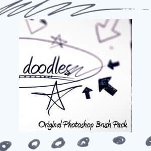 Photoshop创意涂鸦笔刷