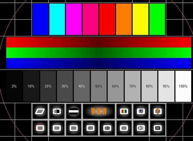 色彩的对比详解   什么是色彩对比? 色彩对比度 色彩基础 色彩原理  ji shu