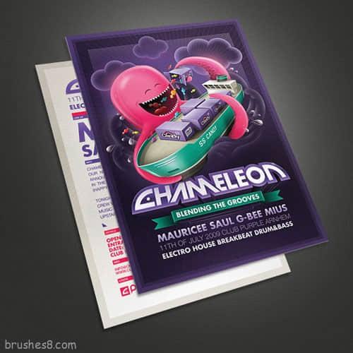 Chameleon-Octopus-flyer