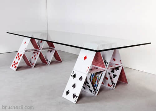 House-of-Card-Table