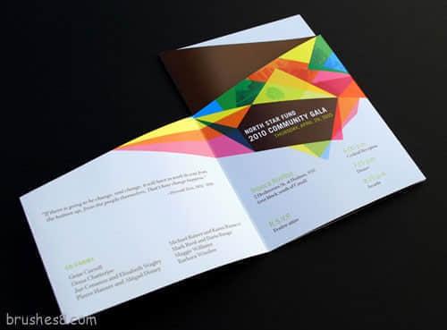 平面设计 宣传手册 国外平面设计大师