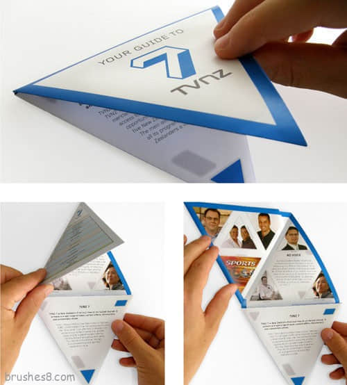 TVNZ-7---TRIANGULAR-FOLDING-BROCHURE