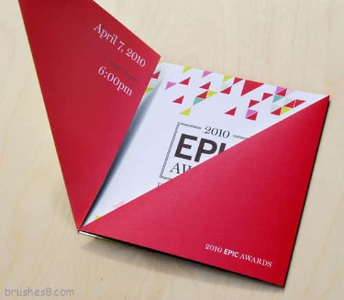 平面設計 宣傳手冊 國外平面設計大師