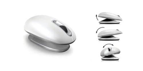 包裝設計 03 23款造型時尚的國外創意鼠標欣賞