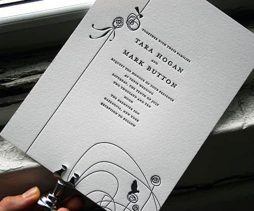 25张美丽的婚礼喜帖设计 邀请函设计 请柬设计 平面设计 国外喜帖设计 喜帖设计  photoshop appreciation