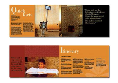 旅游宣传手册设计_旅游宣传手册设计分享展示
