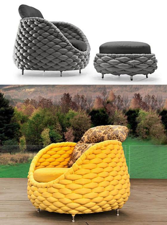 设计的一个动物系列的椅子款式