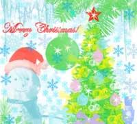 4个圣诞节装饰礼包笔刷打包下载