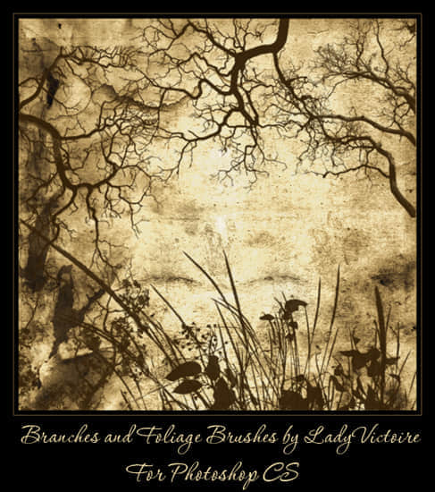 Branches_and_Foliage_Brushes__by_LadyVictoire_Brushes