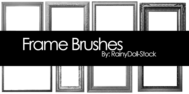 Frame_Brushes_by_RainyDoll_Stock