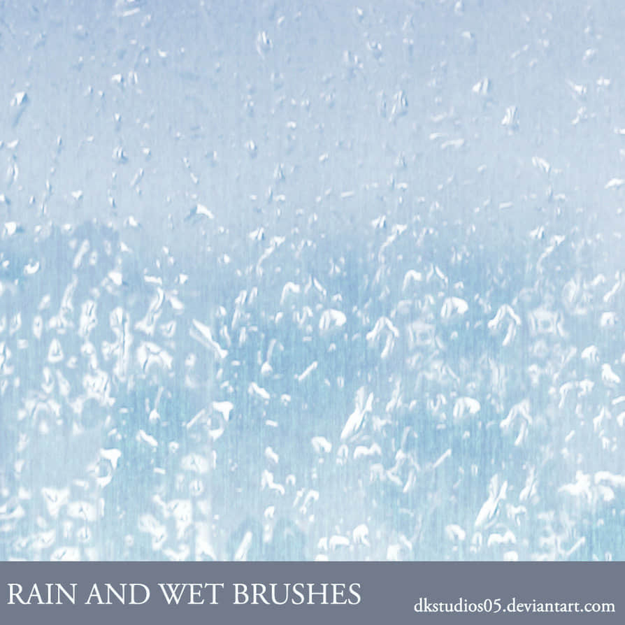 Rain_and_wet_brushes_by_