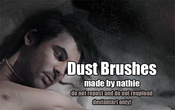灰尘尘埃笔刷