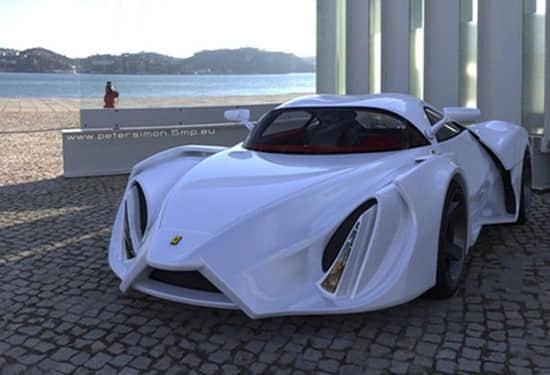 Ferrari-Enzo-by-Peter-Simon