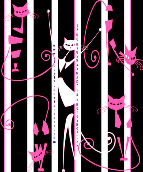 cute_kitty_cats_brushes_by_coby17-d5679j5