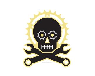 27_skull_logo_design