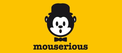 30个小老鼠Logo设计标志欣赏 老鼠Logo标志设计 创意动物标志设计  logo%e8%ae%be%e8%ae%a1