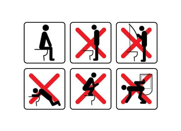 toilet-ettiquette-sign-design-for-bathroom-600x434