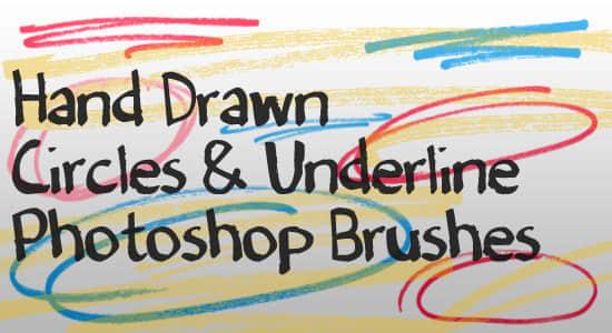 HandDrawn-Brushes