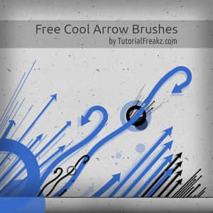 free-cool-arrow-brushes-set.normal
