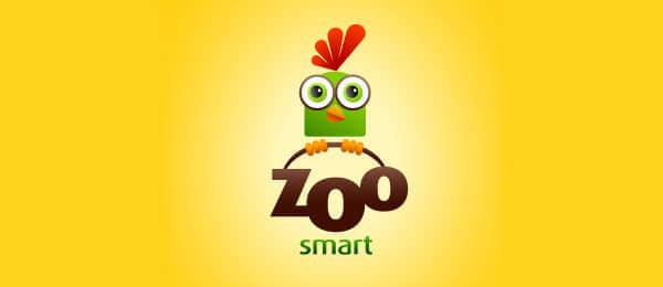 Zoo-Smart-Animal-Logo