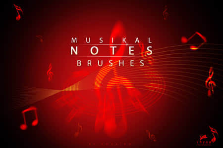 b-musikal_notes_brushes