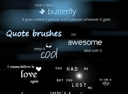 b-quote_brushes