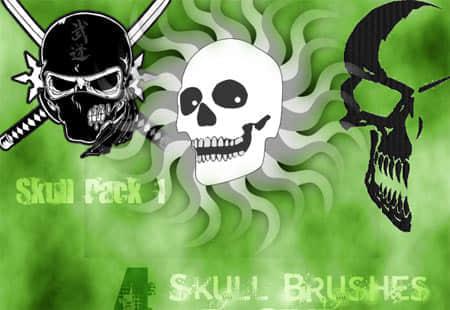 b-skull_brushes_for_gimp