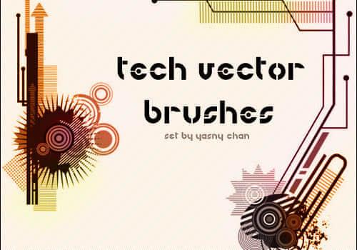 b-tech_vector_brushes