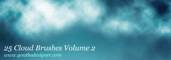 25-cloud-brushes-volume-2