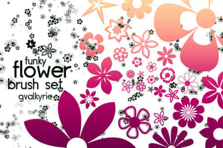 b-funky_flower_brushes
