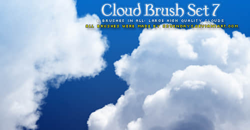 cloud_brush_set_7_by_s3vendays-d5slwl0