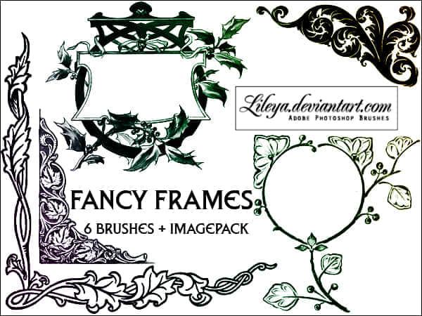 Fancy_Frames_by_Lileya
