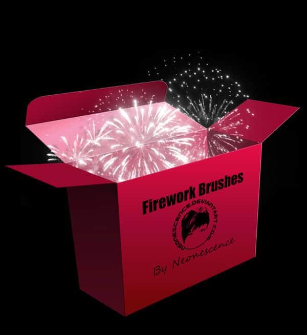 Firework_Brush_Set_by_Neonescence
