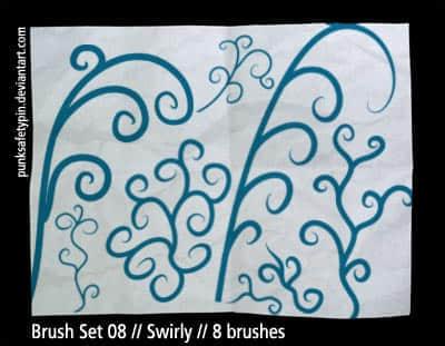 Brush_Set_08___Swirly_by_punksafetypin
