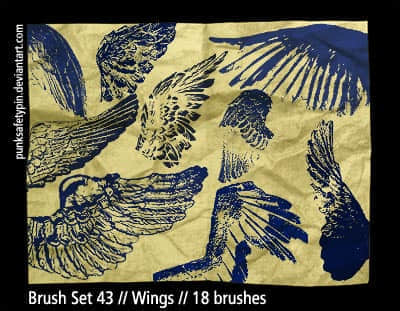 Brush_Set_43___Wings_by_punksafetypin