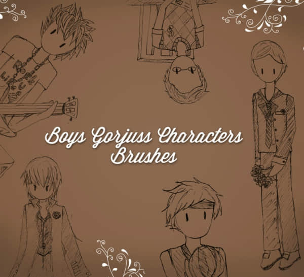 Gorjuss-Boys preview