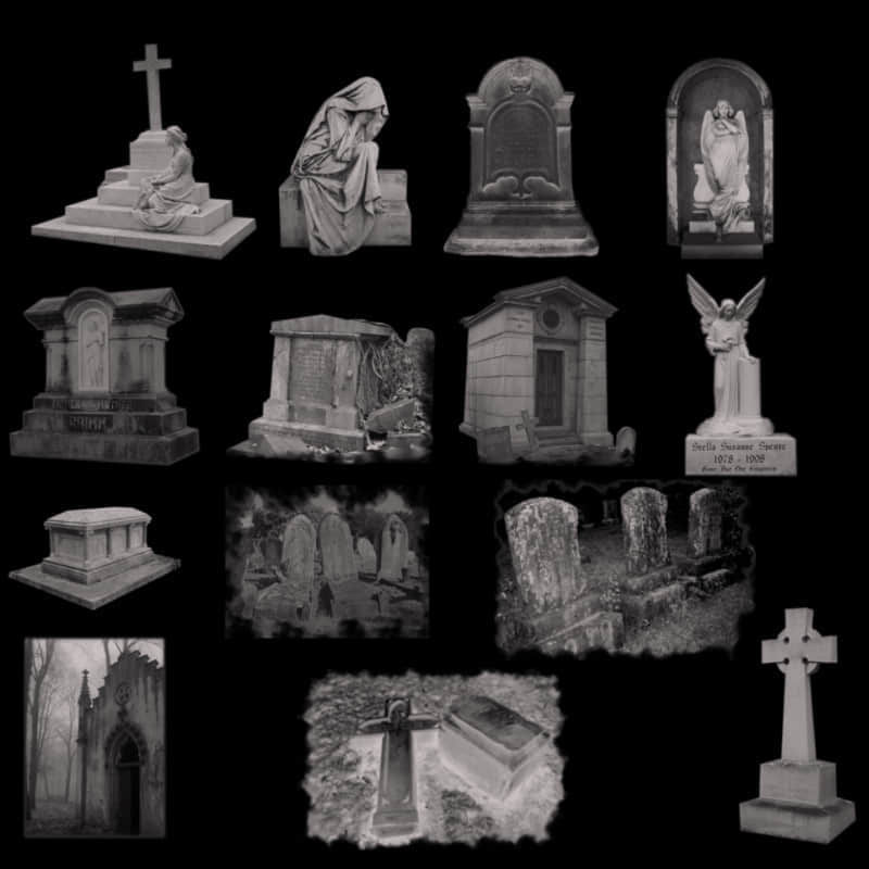 Gothic_Cemetary_by_midnightstouch
