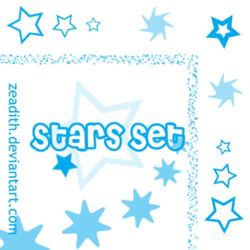 Stars_Set_by_ZeaDith