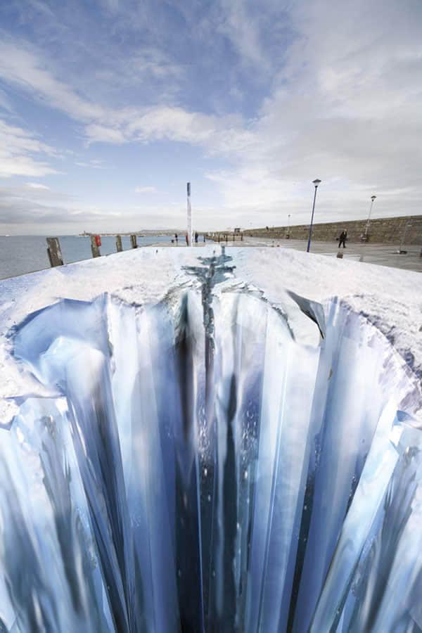 Los mejores 10 artistas del graffiti en 3D sobre paredes y