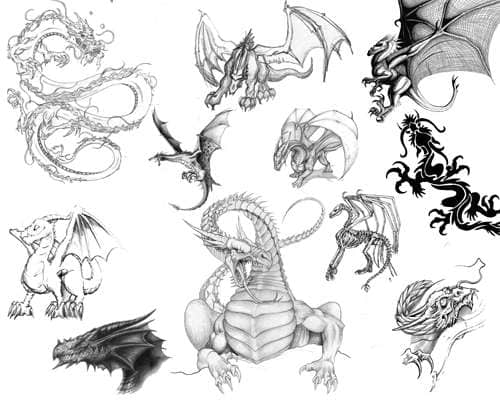 Dragons_brushes_3
