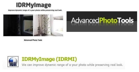 Photoshop 多重曝光图像融合插件 Advanced Photo Tools IDRMyImage 32位和64位免费下载 PS插件  ruanjian jiaocheng