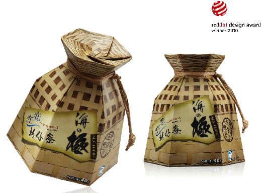 台湾14家作品v作品的包装设计顶尖合集:P油炸短面条图片