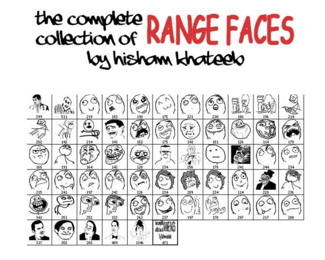 544-memes-range-faces-brushes-set